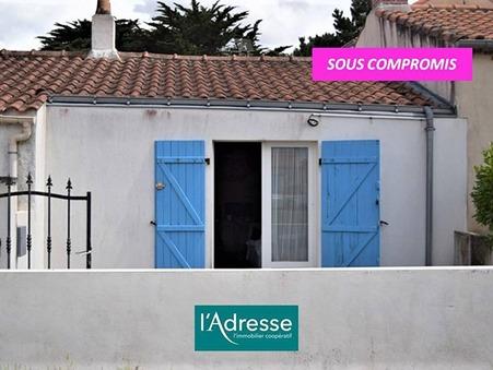 vente maison LA BERNERIE EN RETZ 35m2 117600€