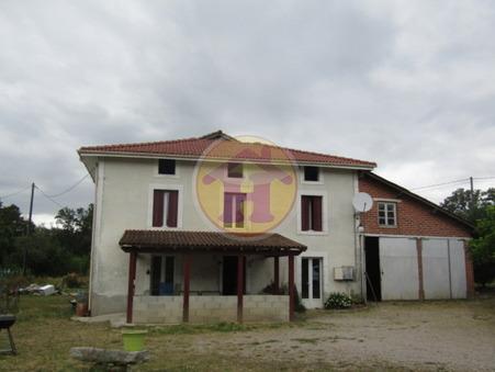 vente maison Saint-Martin-de-Jussac 79m2 126260€