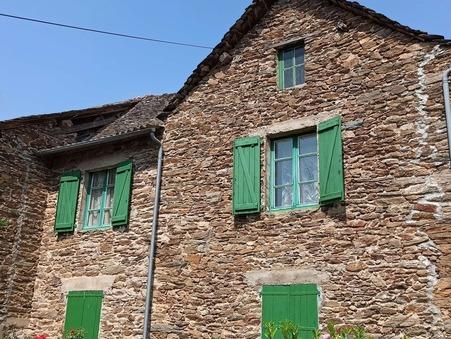 vente maison la salvetat peyrales 110m2 175000€
