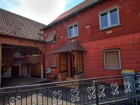 Vente maison 218000 €  Hilsenheim