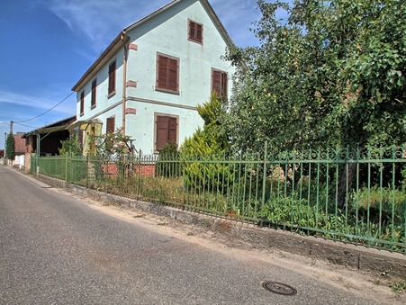 Maison 172000 € Réf. 936 Hilsenheim