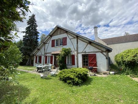 vente maison CHAILLY EN BIERE 170m2 399000€