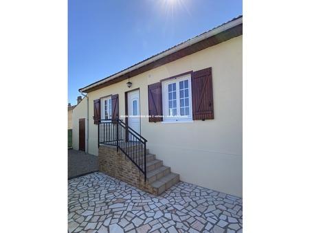A vendre maison Fismes 51170; 108200 €