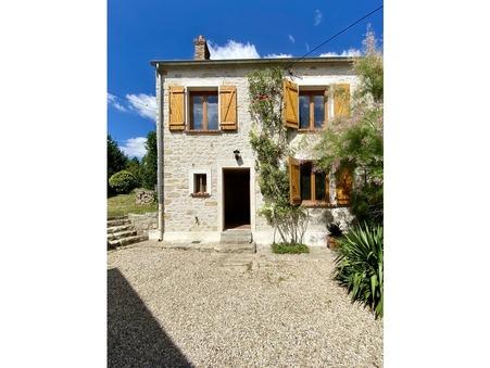 vente maison CELY 55m2 145000€