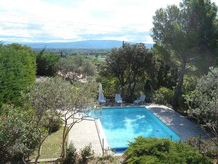 vente maison CHATEAUNEUF DE GADAGNE 187m2 500000€