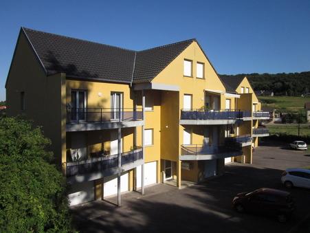 location appartement LONGEVILLE LES ST AVOLD 78.5m2 580€