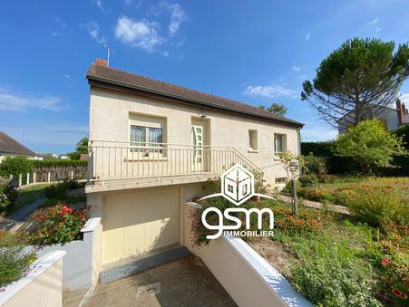 Maison prix nous consulter sur Sainte Maure de Touraine (37800) - Réf. STM6186