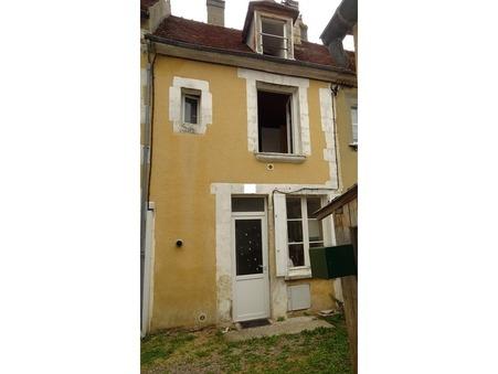 A vendre maison Mortagne au Perche 61400; 39999 €