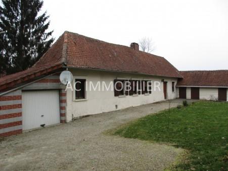 Maison sur Hesdin ; 100000 €  ; A vendre Réf. ACI17_bis