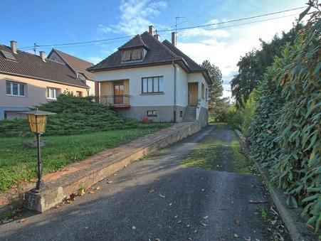 Maison 265000 €  sur Chatenois (67730) - Réf. 9XXX