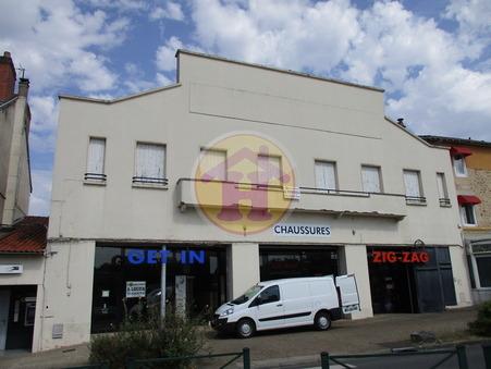 vente immeuble Saint-Junien 881m2 312000€