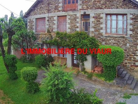 vente maison la salvetat peyrales 95m2 141750€