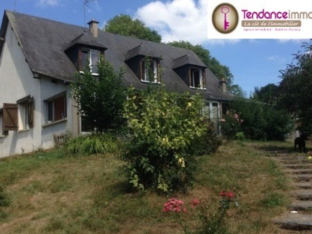 Maison sur La Sauvagere ; 141300 € ; A vendre Réf. H1764