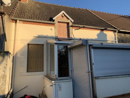 Maison 45000 € sur Huriel (03380) - Réf. 7518