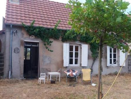 vente maison LA NOCLE MAULAIX 70m2 54500€