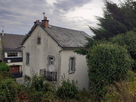 vente maison USSEL 135m2 123050€