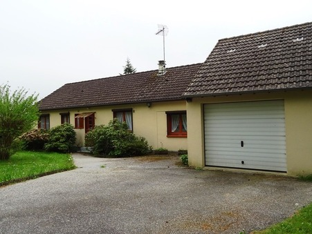 A vendre maison Le Mele sur Sarthe 61170; 104900 €