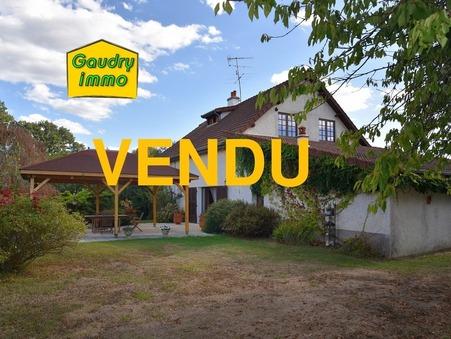 vente maison Saint-Sauveur 191m2 277000€