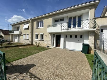 vente maison COULOUNIEIX CHAMIERS 140m2 171200€
