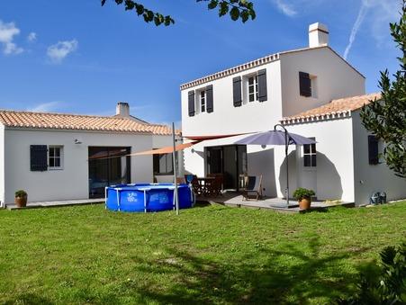 A vendre maison Noirmoutier en l'Ile 85330; 724500 €