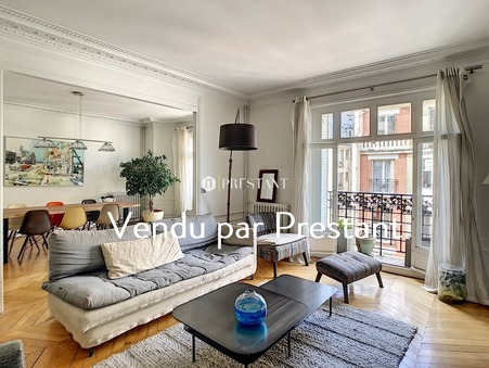 vente appartementPARIS 17EME 151m2 1795000€
