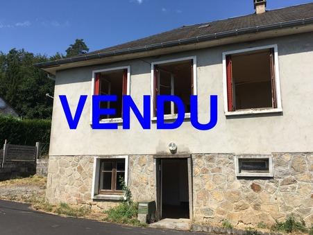 vente maison CHIRAC BELLEVUE 80m2 39000€