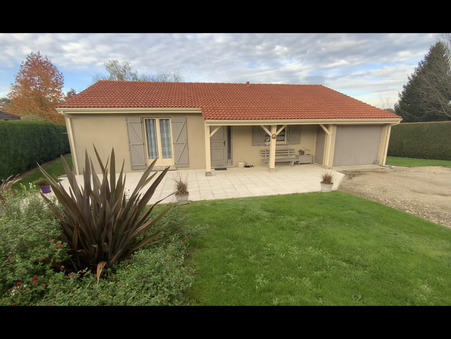 vente maison Saint-Gence 88m2 184000€
