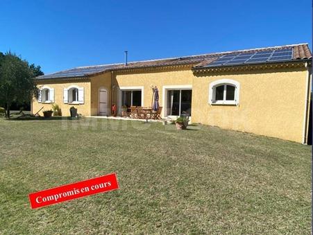 vente maisonPORTES EN VALDAINE 161m2 435000€