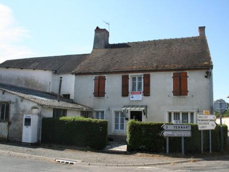 vente maison Saint-Seine 148m2 59000€