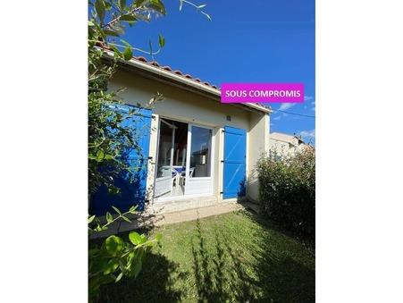 vente maison LA BERNERIE EN RETZ 24m2 150800€