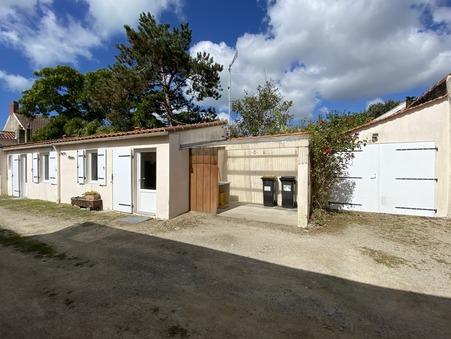 vente maison LA BERNERIE EN RETZ 32m2 200400€