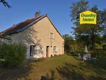 vente maison OCCEY 121m2 169000€