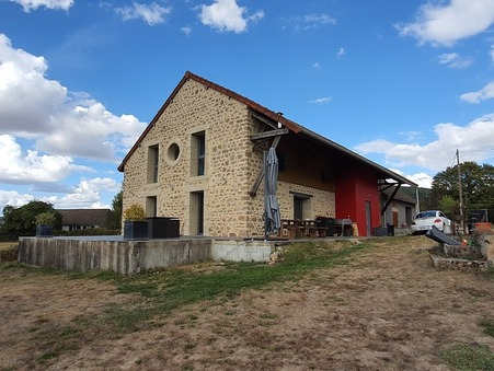 vente maison BRION 200m2 345000€