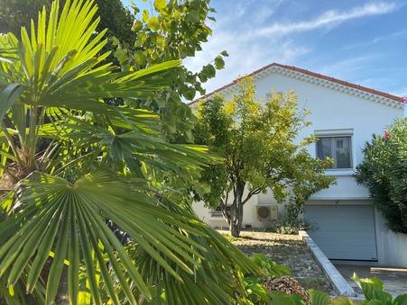 Vente maison Saint-Marcel-lès-Valence 75 m²  275 000  €