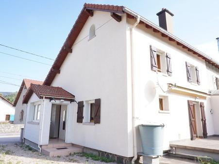 vente maison SAULXURES SUR MOSELOTTE 75m2 94000€