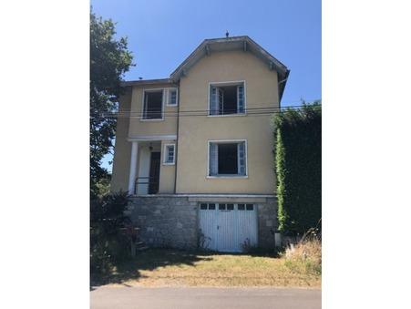vente maison Saint-Jouvent 110m2 148500€