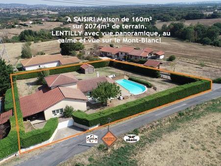 Vente Maison LENTILLY Réf. 1192 - Slide 1