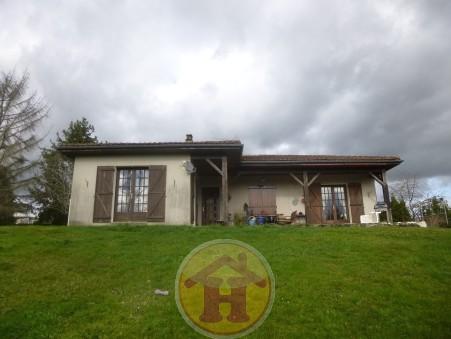 vente maison BRILLAC 125m2 123050€