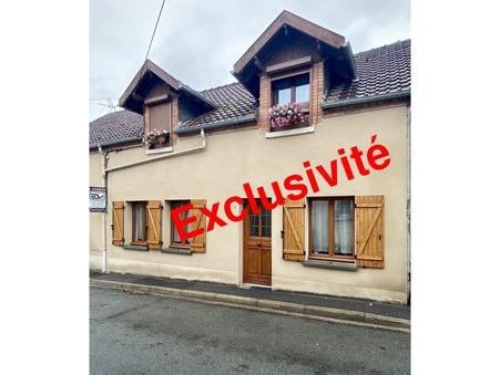 Vente maison 118000 €  Bourg et Comin