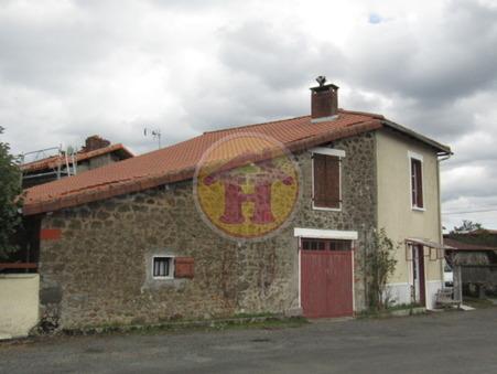 vente maison CHASSENON 73m2 57240€