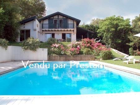 vente maison ASCAIN 160m2 636000 €