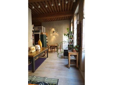 vente appartement Lyon 1er arrondissement 94m2 420000€