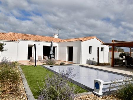 Vente maison 416000 € Barbatre