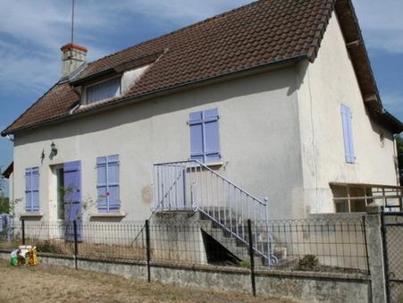 vente maison LA NOCLE MAULAIX 85m2 69500€