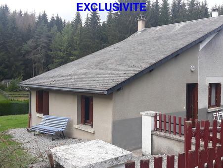 vente maison EYGURANDE 58m2 57200€