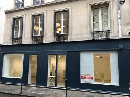 Location commercial space Paris 3eme Arrondissement Réf. 0309