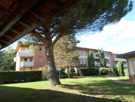 Achat appartement FONSORBES 61.34 m²  145 000  €