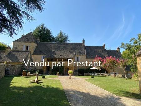 vente maison SARLAT LA CANEDA 320m2 1200000 €