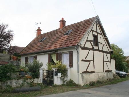 vente maison COSSAYE 79m2 49500€