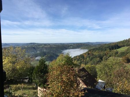 vente maison Saint-Julien-près-Bort 250m2 185500€